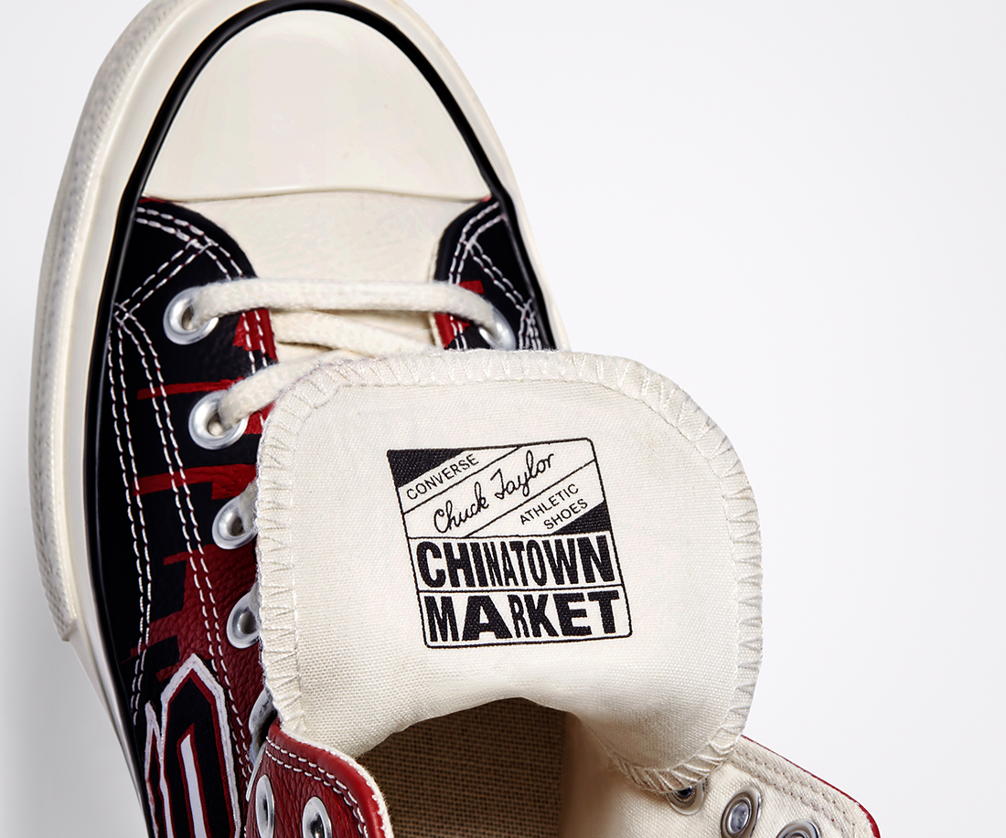 Chinatown Market x Converse Chuck 70 x Chicago Bulls