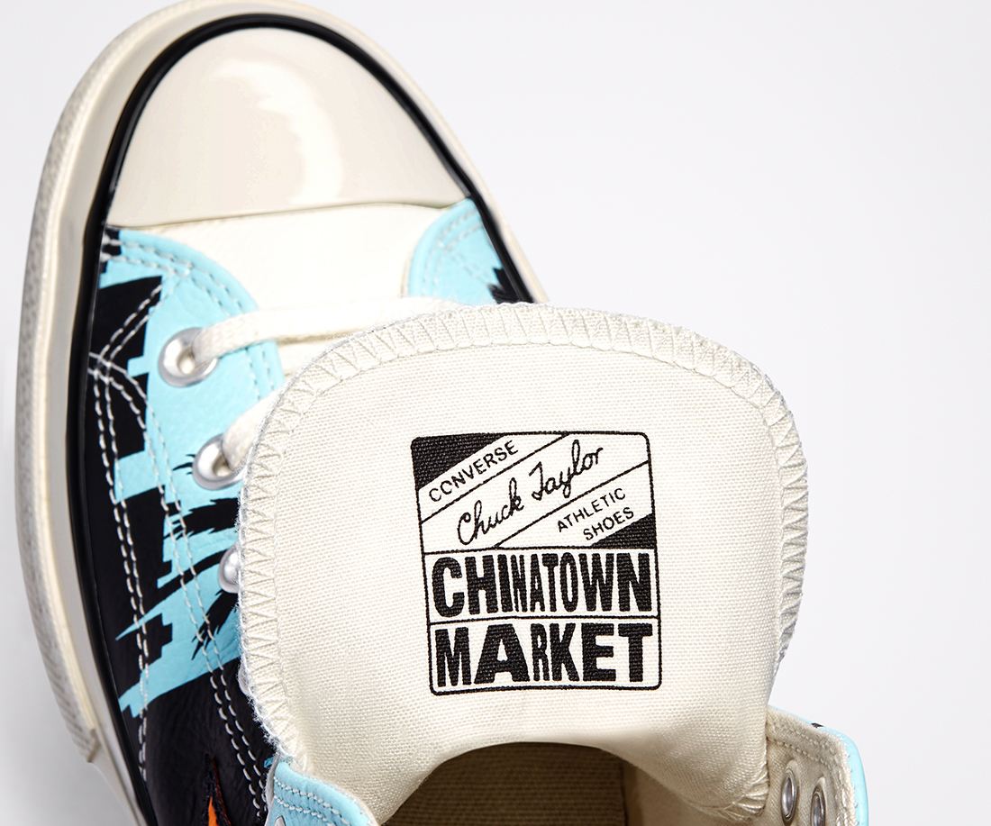 Chinatown Market x Converse Chuck 70 x Los Angeles Lakers