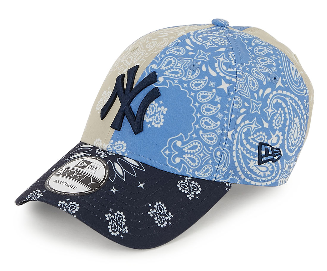 Courir - Collection Capsule Paisley - NEW ERA 9FORTY NY