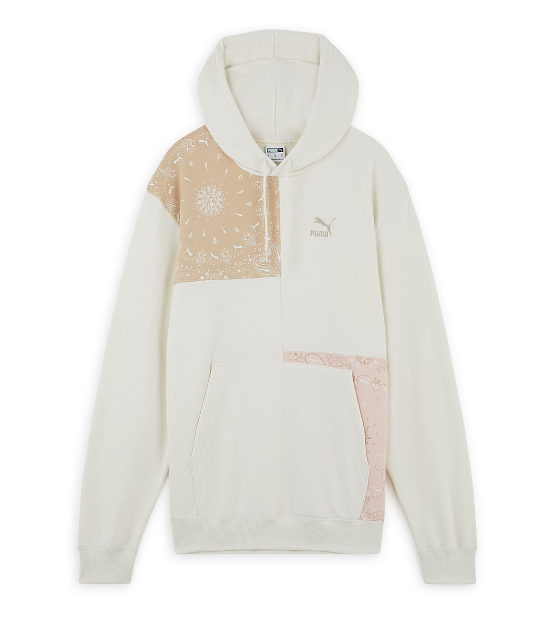 Courir - Collection Capsule Paisley - PUMA Hoodie