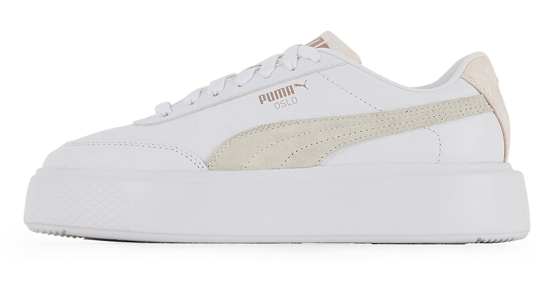 Courir - Collection Capsule Paisley - PUMA OSLO Paisley