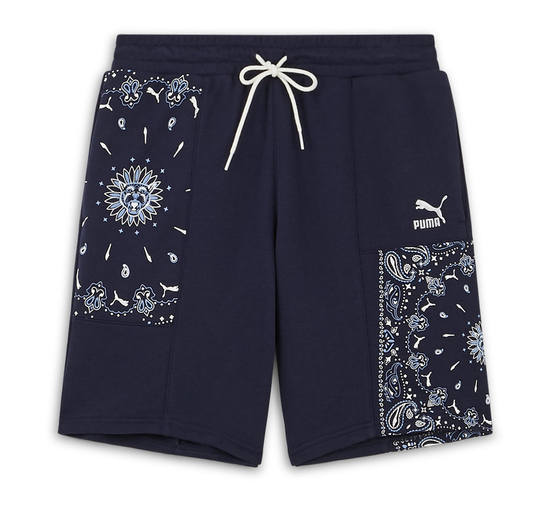 Courir - Collection Capsule Paisley - PUMA Short