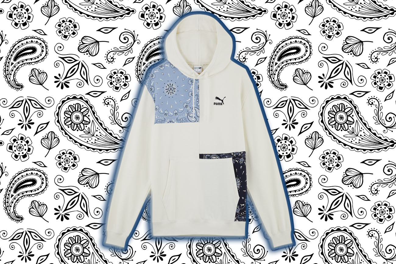 Courir - Collection Capsule Paisley