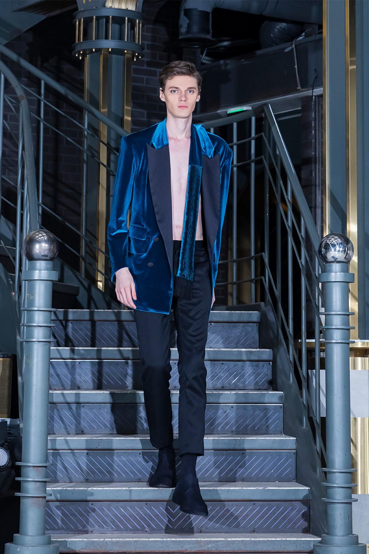 DE_CAFFEINE - Automne-Hiver 2021-2022 - Tokyo Fashion Week