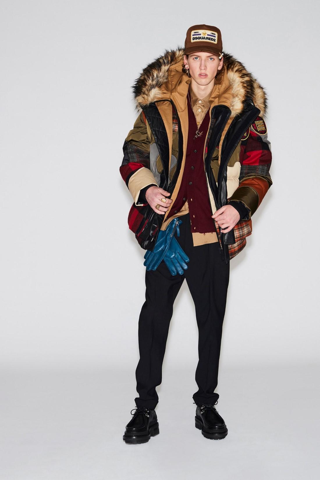 Dsquared2 - Automne-Hiver 2021-2022 - Milan Fashion Week