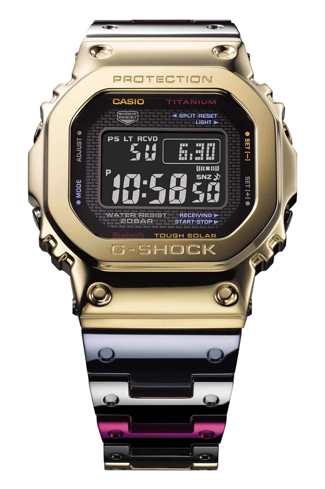 G-SHOCK GMW-B5000TR