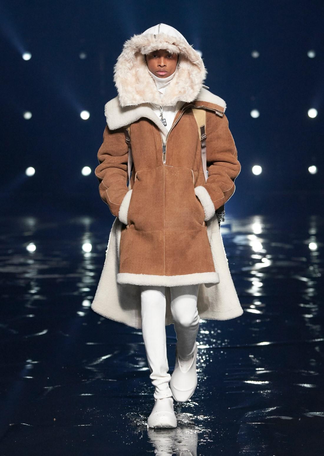 Givenchy - Automne-Hiver 2021-2022 - Paris Fashion Week