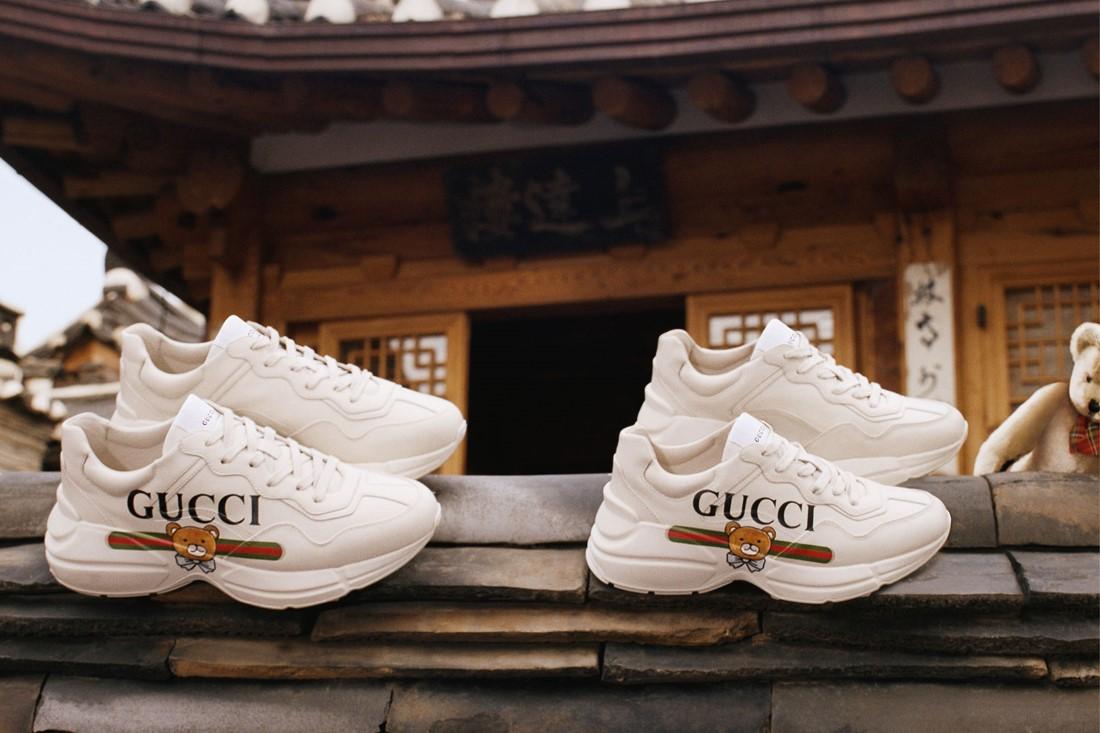 Gucci x KAI