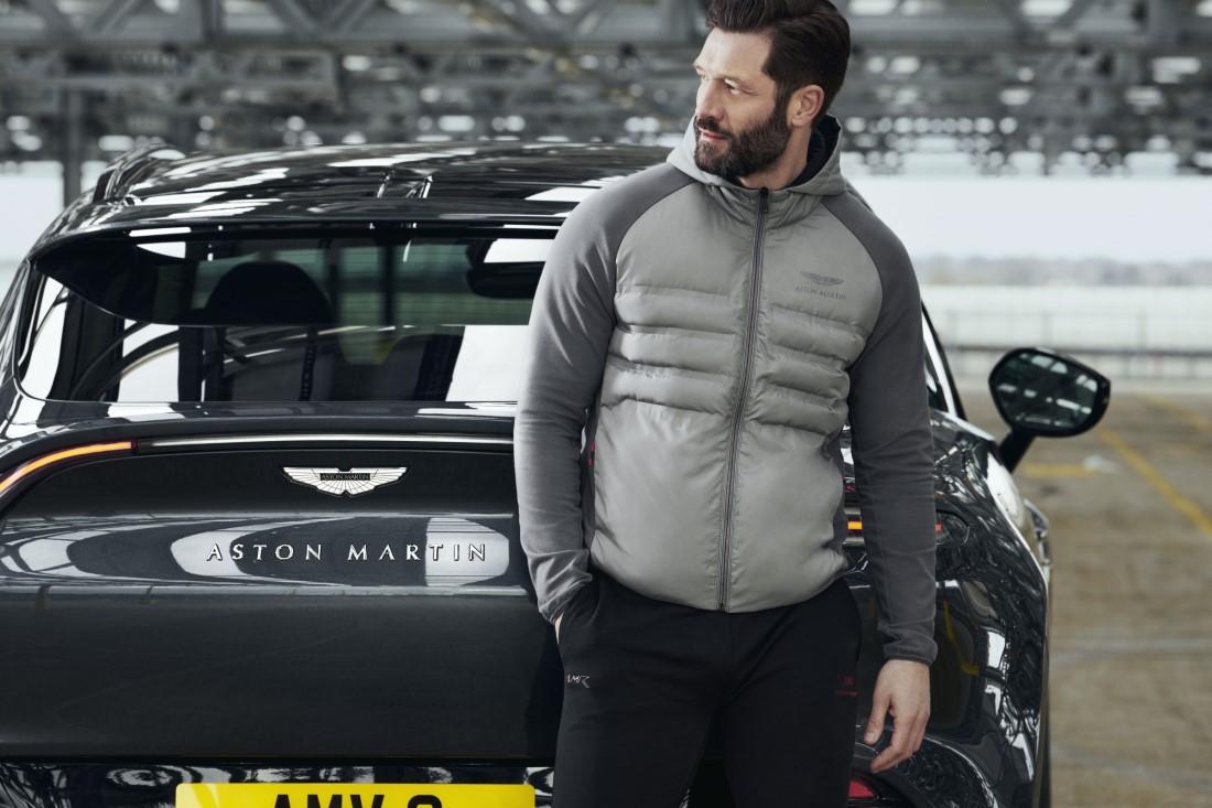 Hackett London x Aston Martin