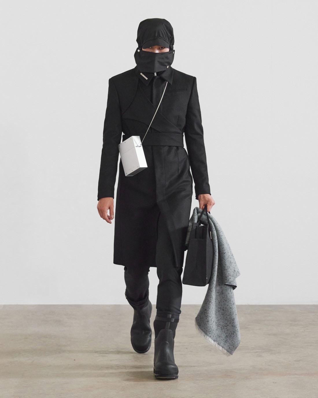 Heliot Emil - Automne-Hiver 2021 - Paris Fashion Week