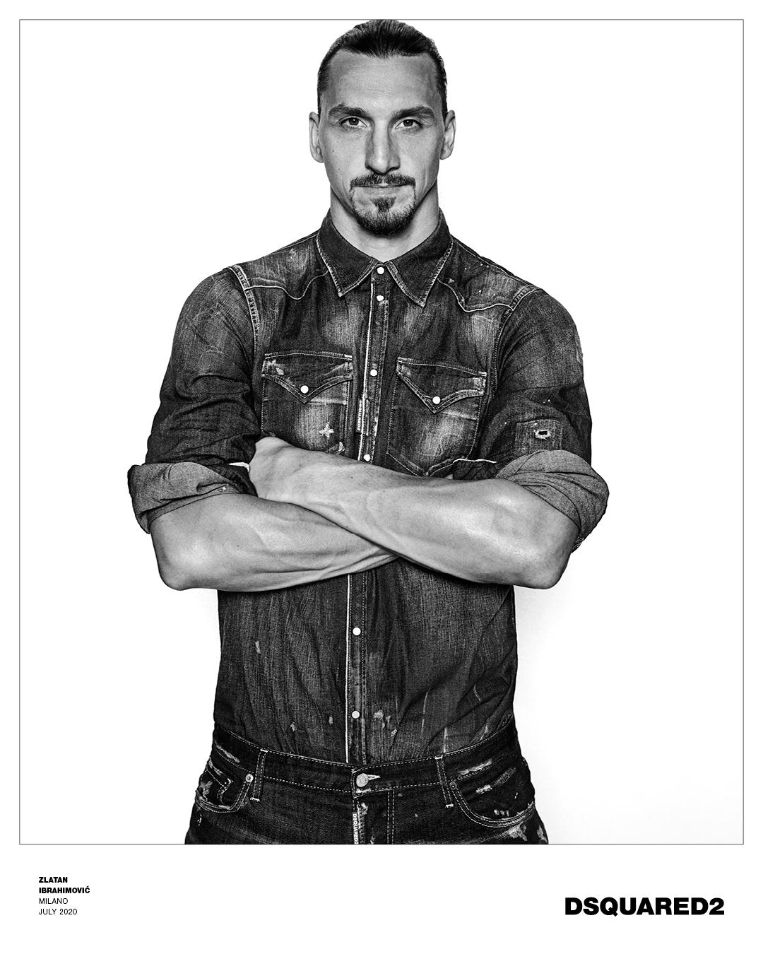 ICON Dsquared2 x Zlatan Ibrahimović
