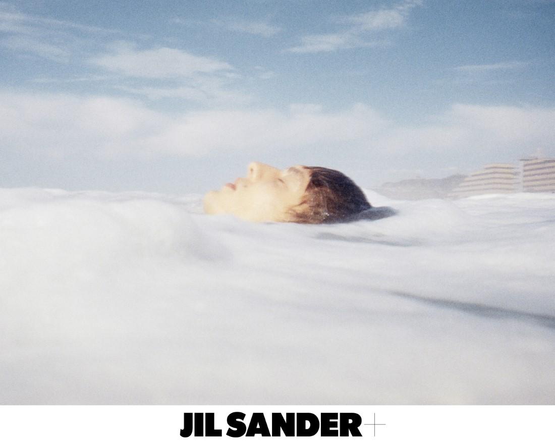 Jil Sander Campagne Printemps/Été 2021 par Tim Elkaïm