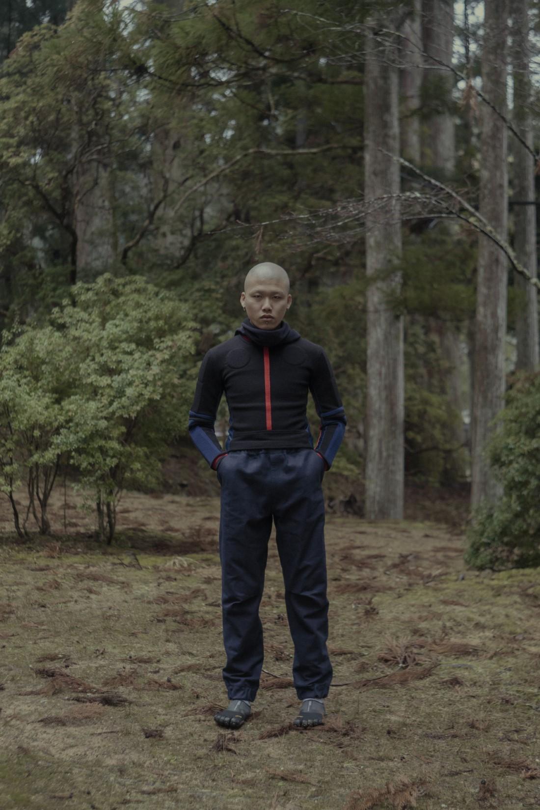 KOZABURO - Automne-Hiver 2021-2022 - Tokyo Fashion Week