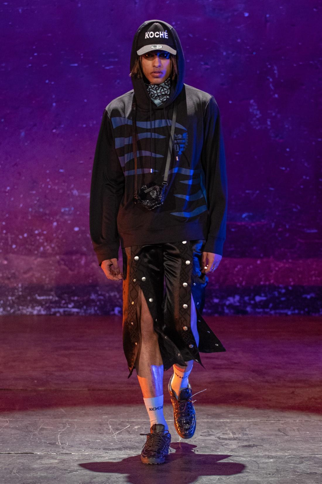 Koche - Automne-Hiver 2021 - 2022 - Paris Fashion Week