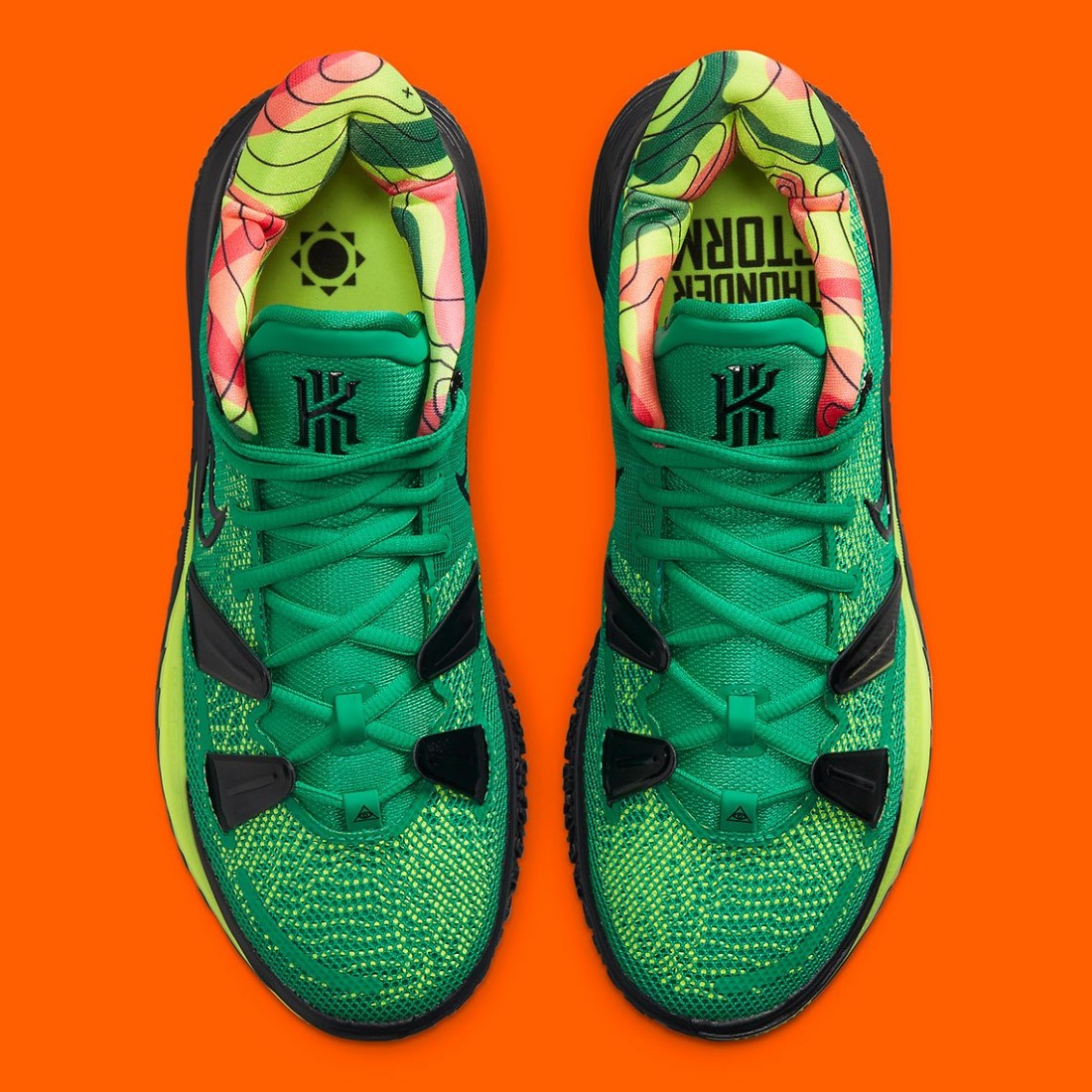 Kyrie Irving x Nike Kyrie 7 Weatherman