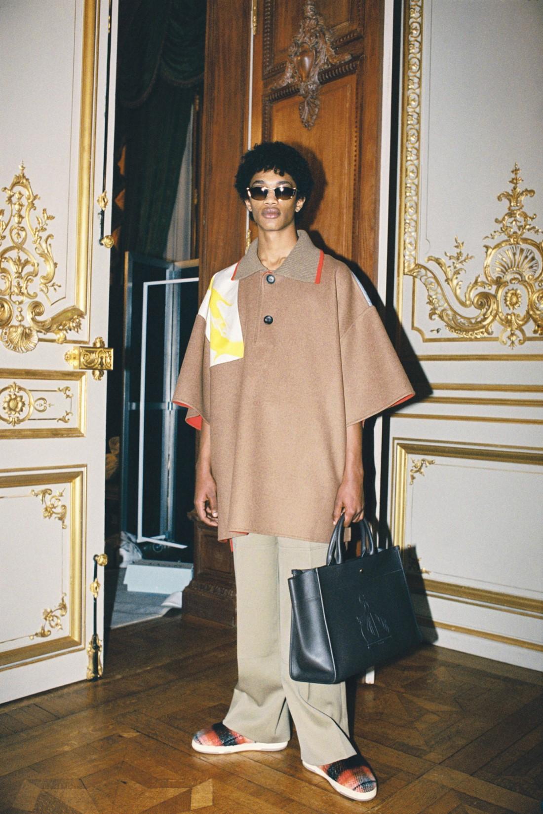 Lanvin - Automne-Hiver 2021-2022 - Paris Fashion Week