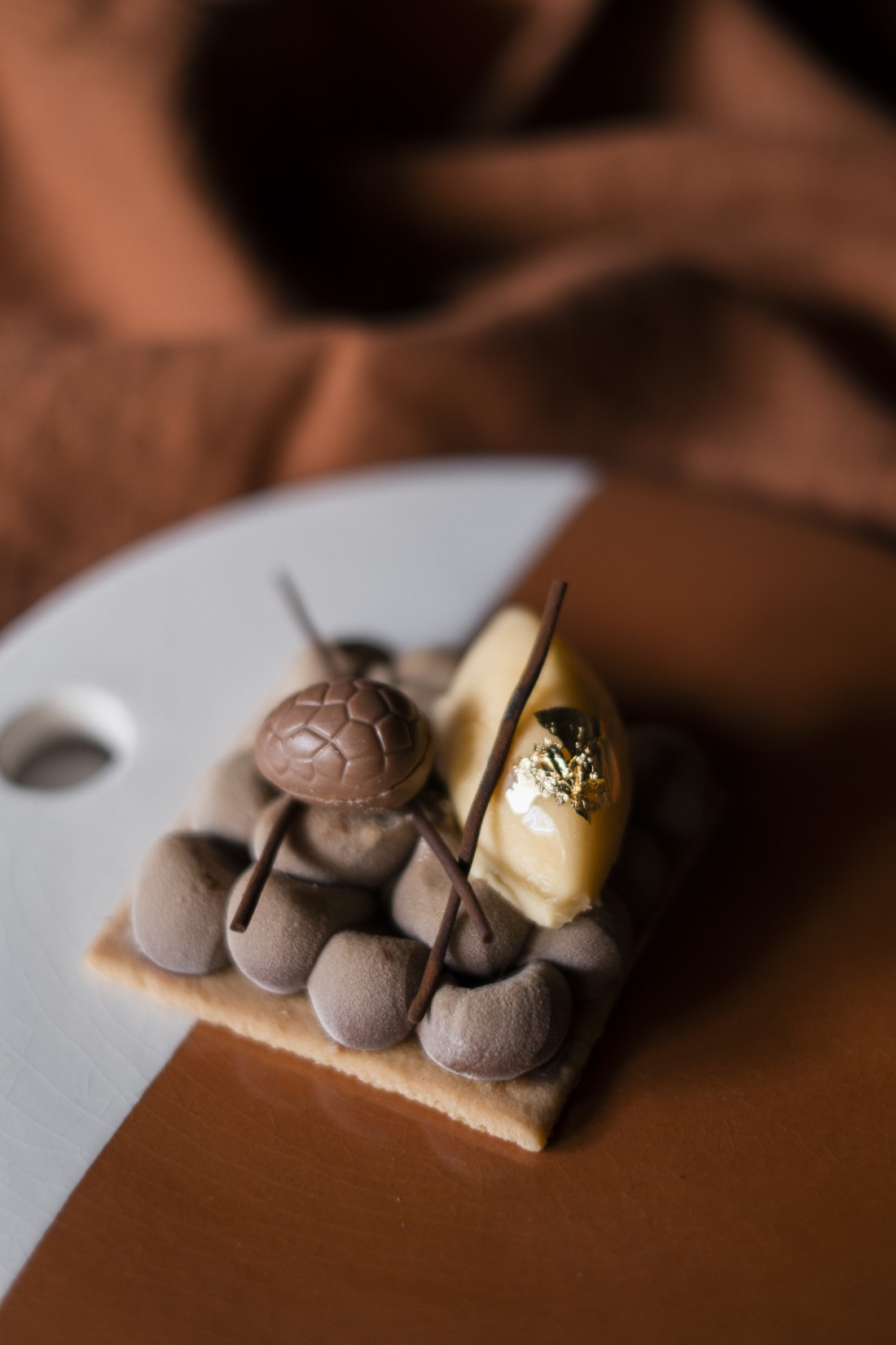 Maison de Petit Pierre - Sablé Chocolat