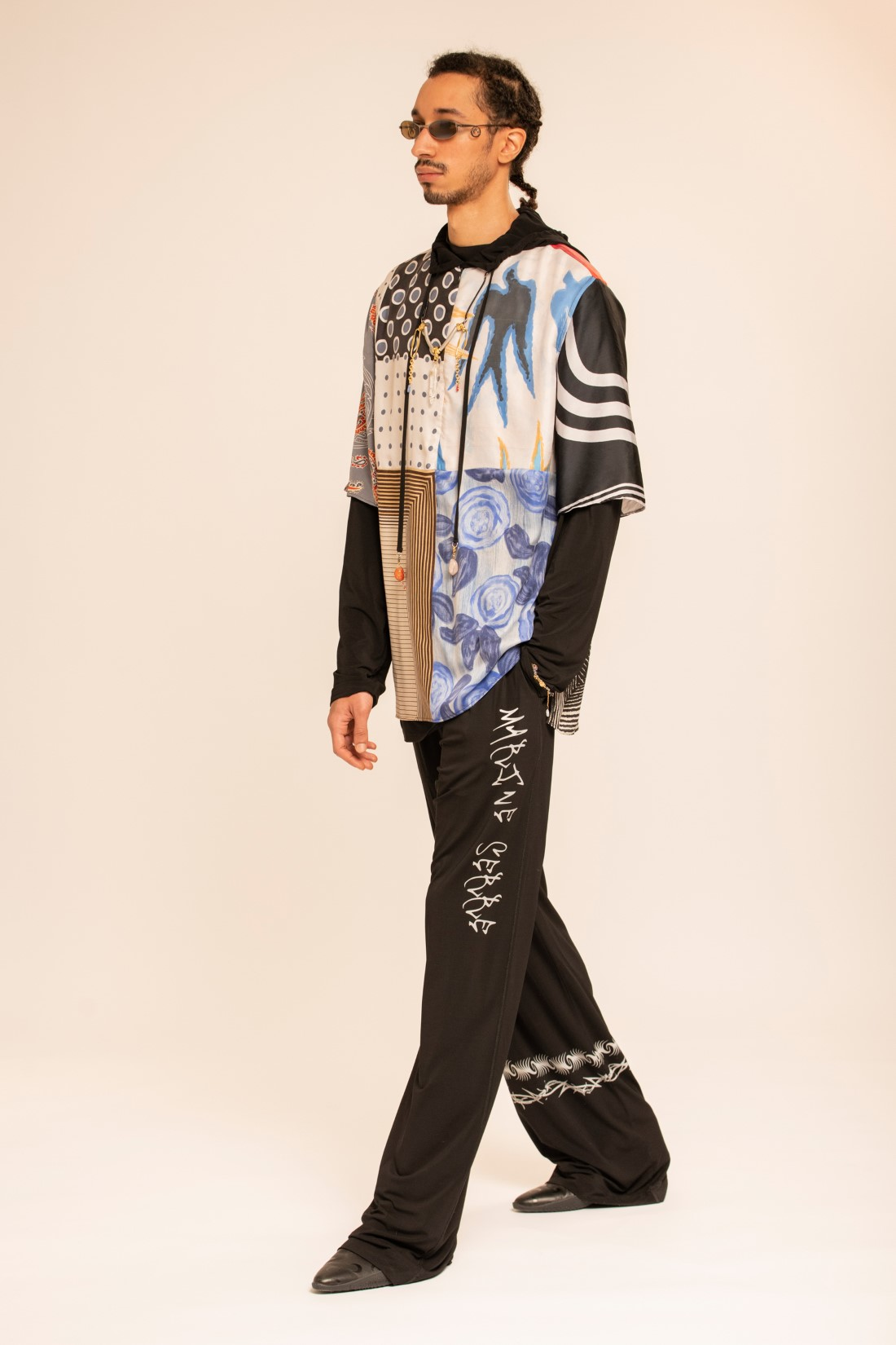 Marine Serre - Automne-Hiver 2021-2022 - Paris Fashion Week