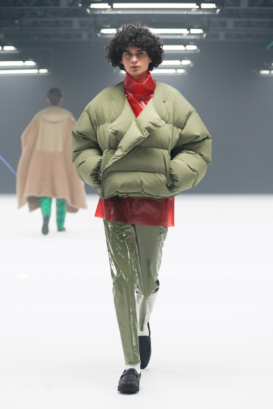 Mistergentleman - Automne-Hiver 2021-2022 - Tokyo Fashion Week