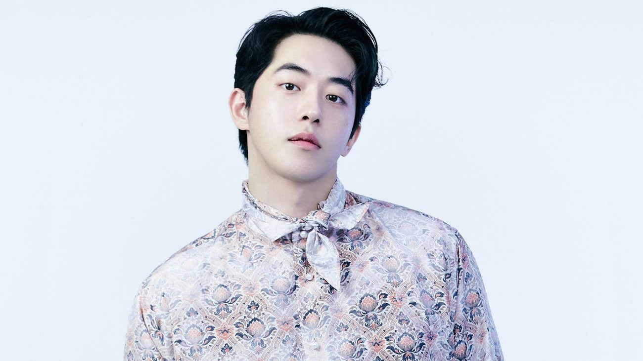 Nam Joo Hyuk x Dior Men Printemps-Été 2021