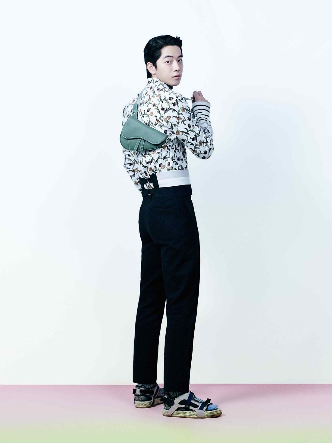 Nam Joo Hyuk x Dior Men Printemps-Été 2021