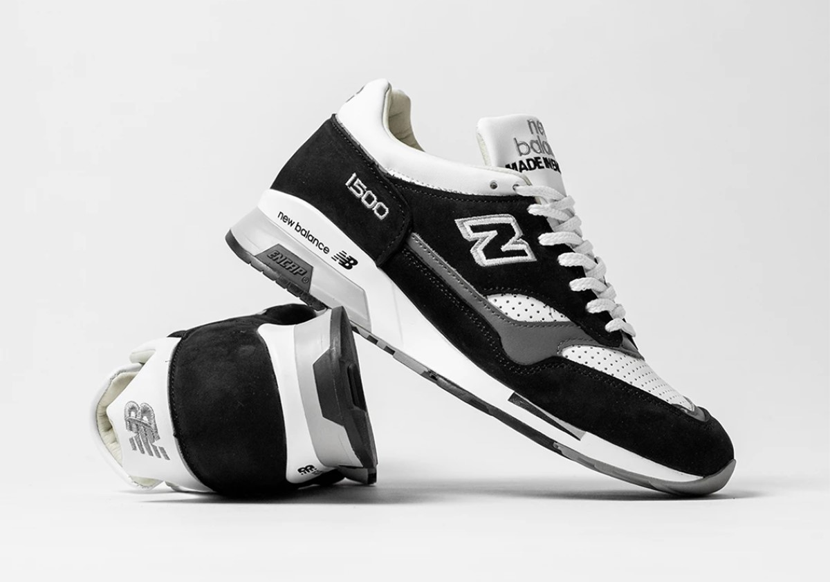 "New Balance 1500 Made In England ""Black&White"""