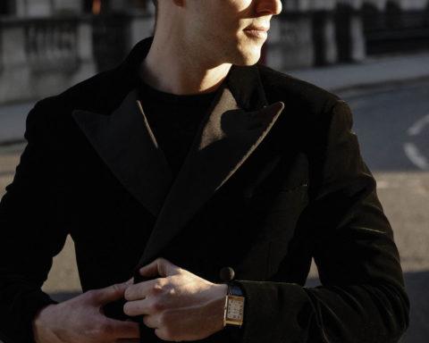 Nicholas Hoult - Jaeger-LeCoultre 78e Golden Globe Awards