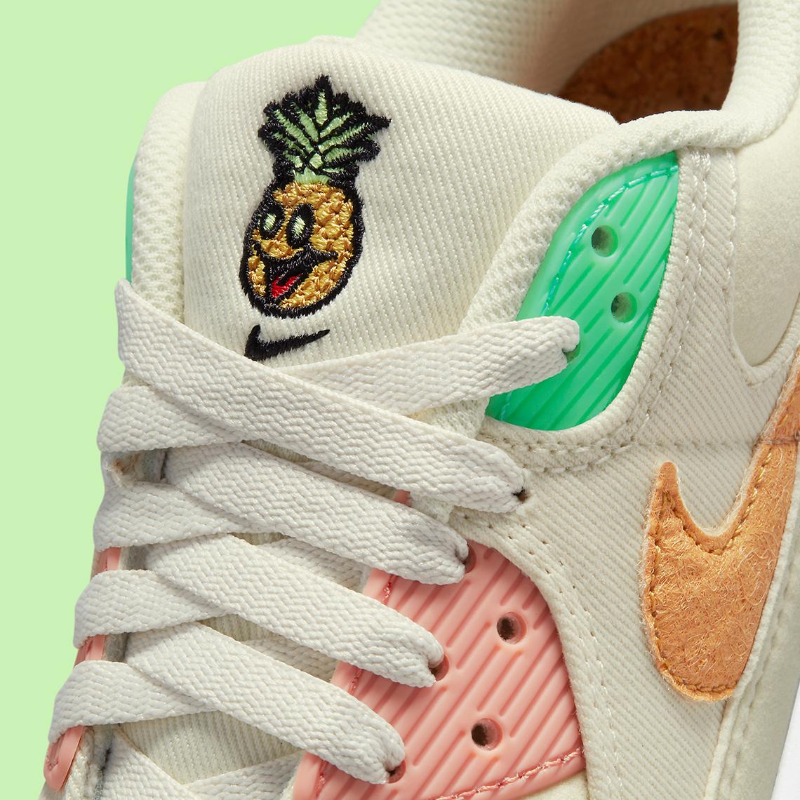 Nike Air Max 90 Happy Pineapple