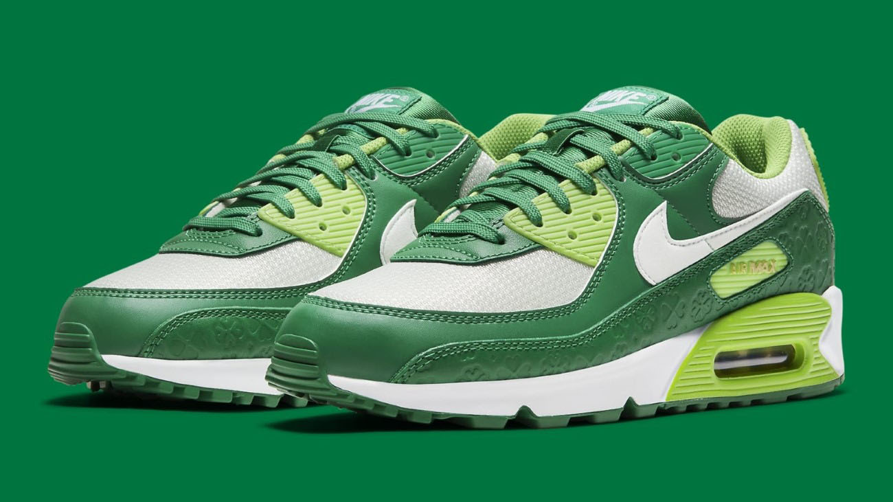 Nike Air Max 90 St. Patrick Day 2021