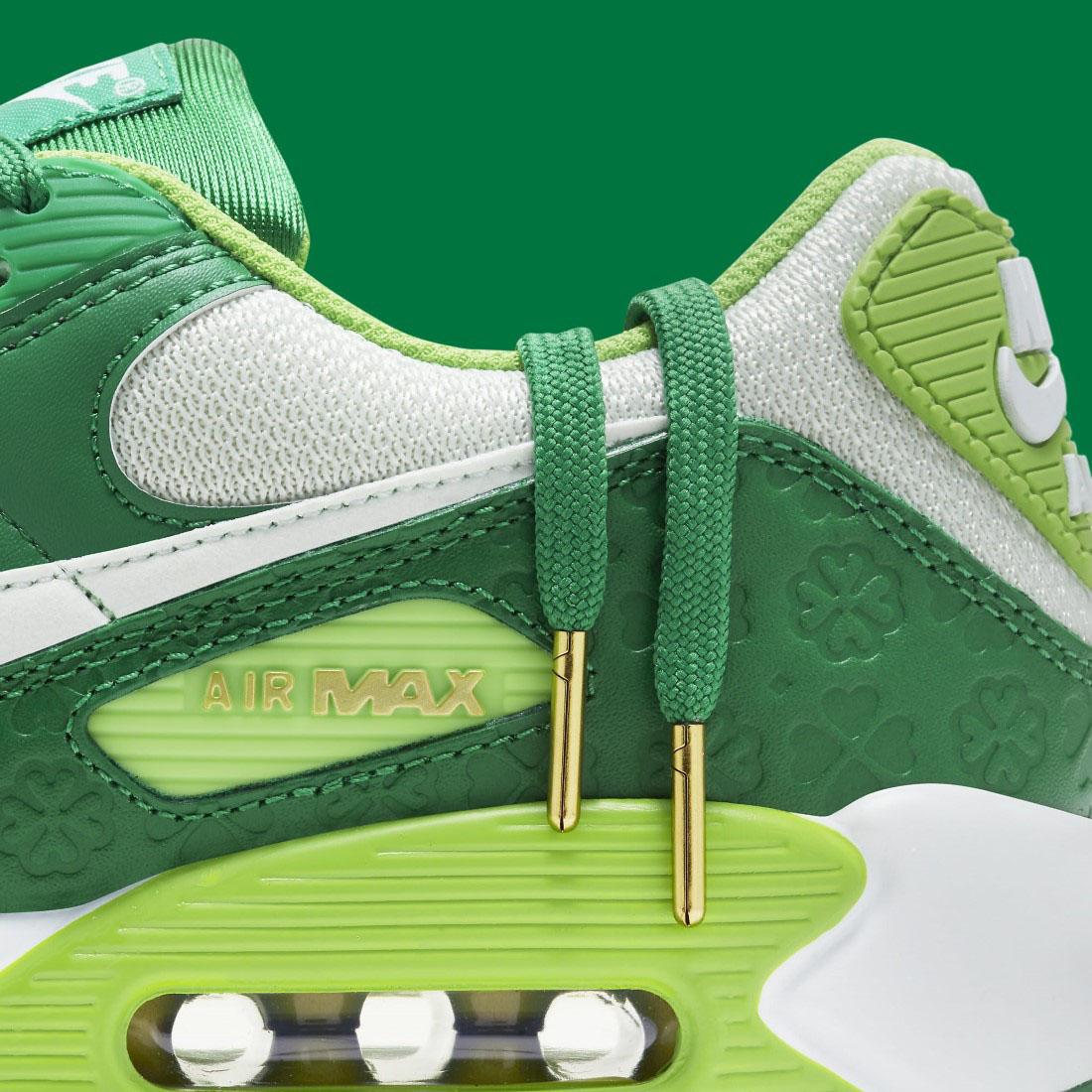 Nike Air Max 90 St. Patrick Day 2021
