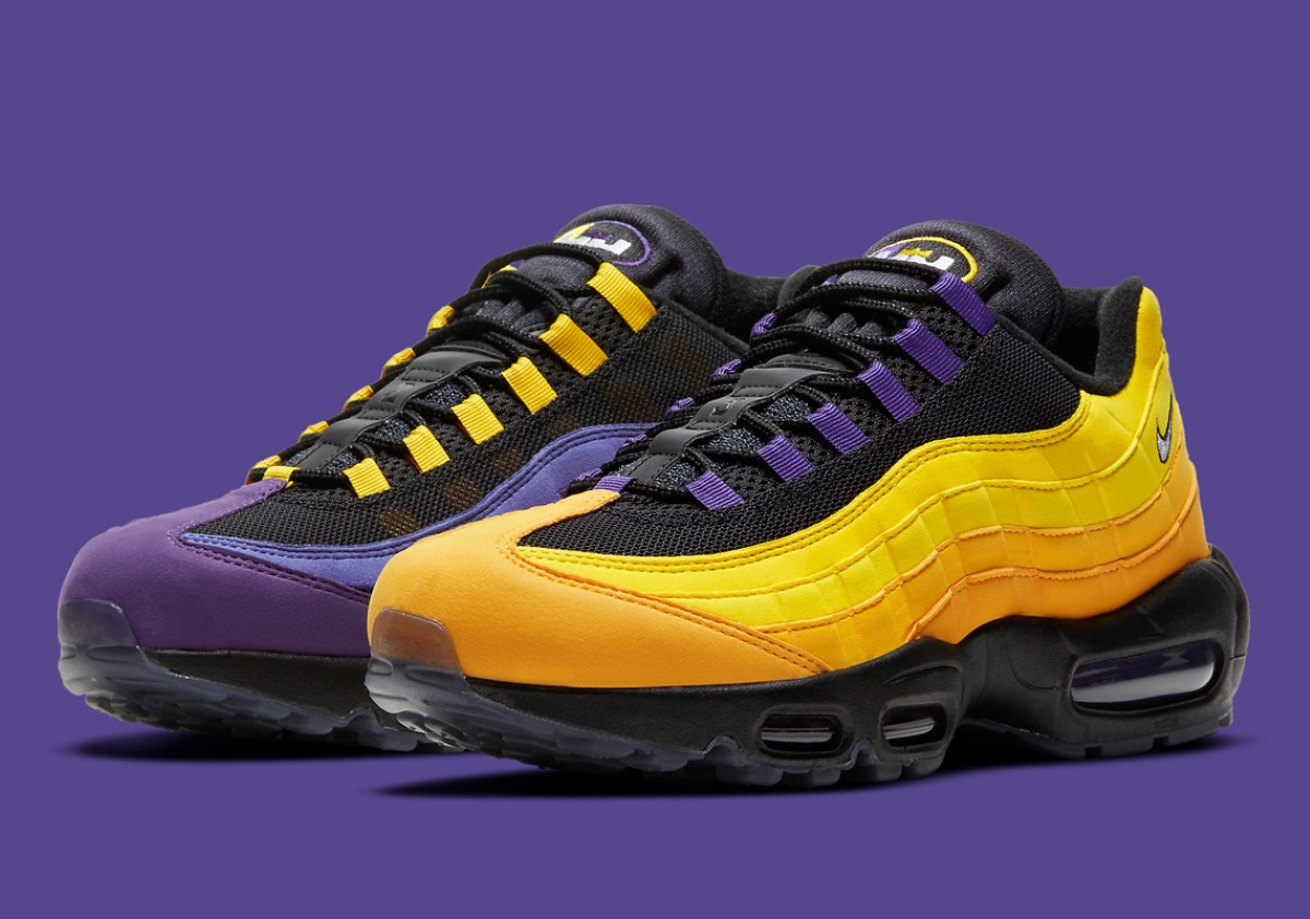 Nike Air Max 95 LeBron