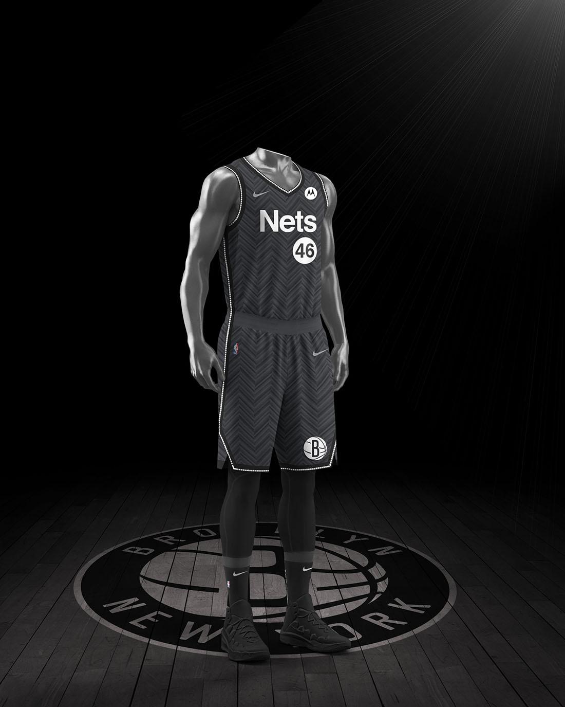 Nike x NBA Earned Edition 2020-21 - Brooklyn Nets
