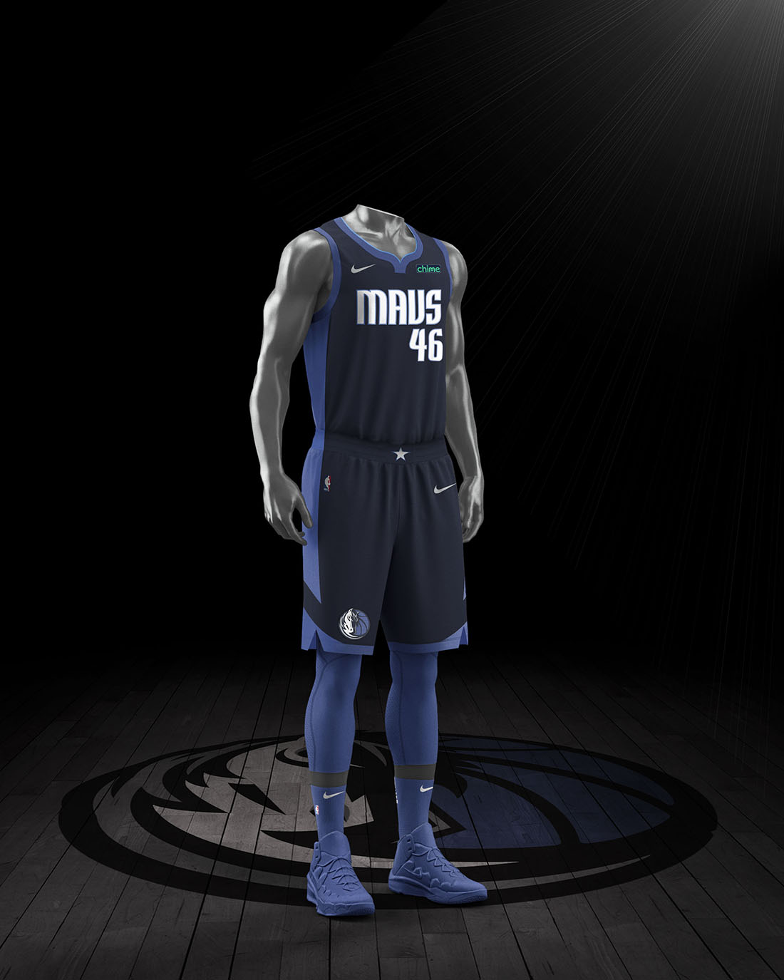 Nike x NBA Earned Edition 2020-21 - Dallas Mavericks