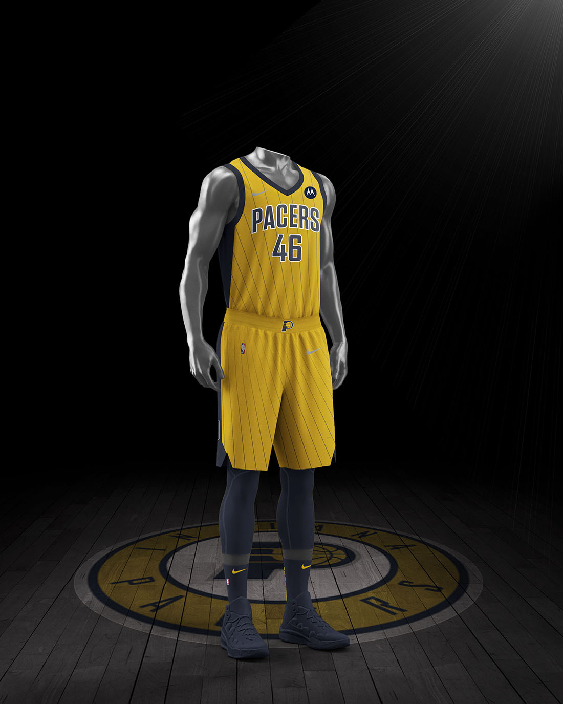 Nike x NBA Earned Edition 2020-21 - Indiana Pacers