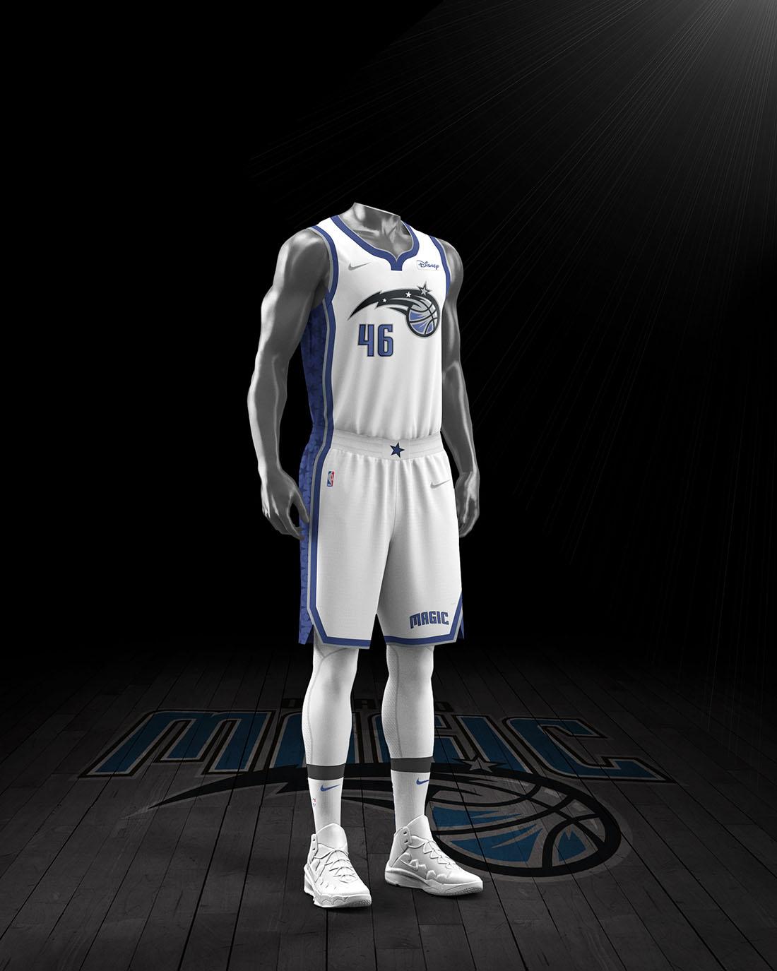 Nike x NBA Earned Edition 2020-21 - Orlando Magic