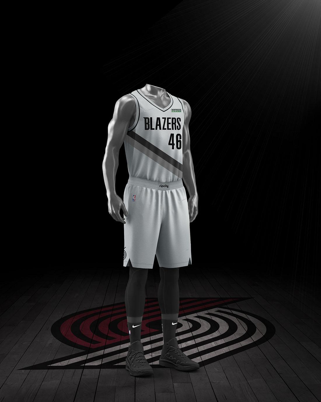 Nike x NBA Earned Edition 2020-21 - Portland Trail Blazers