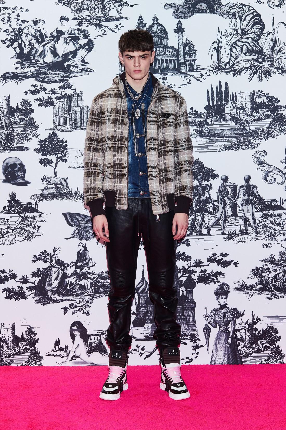 Philipp Plein Automne Hiver 2021 2022 Milan Fashion Week 15