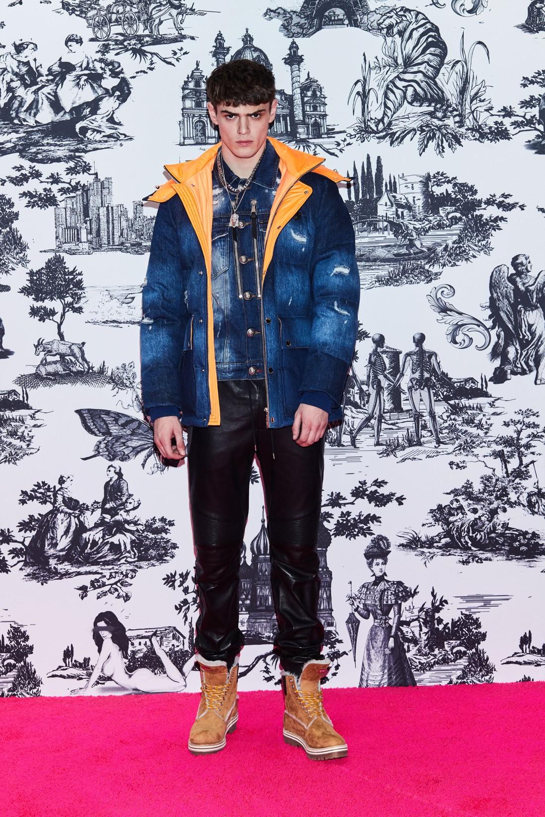 Philipp Plein - Automne-Hiver 2021-2022 - Milan Fashion Week