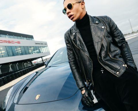 Porsche x Olivier Rousteing