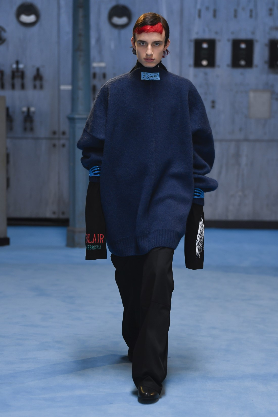 Raf Simons - Automne-Hiver 2021-2022