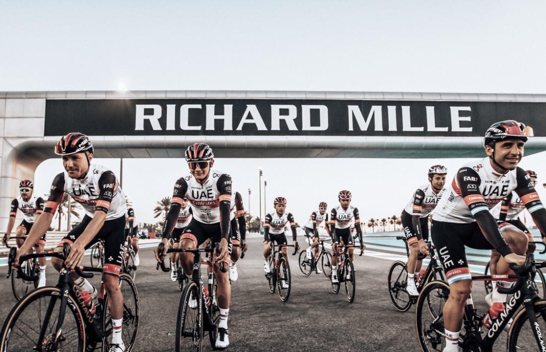 Richard Mille x UAE Team Emirates