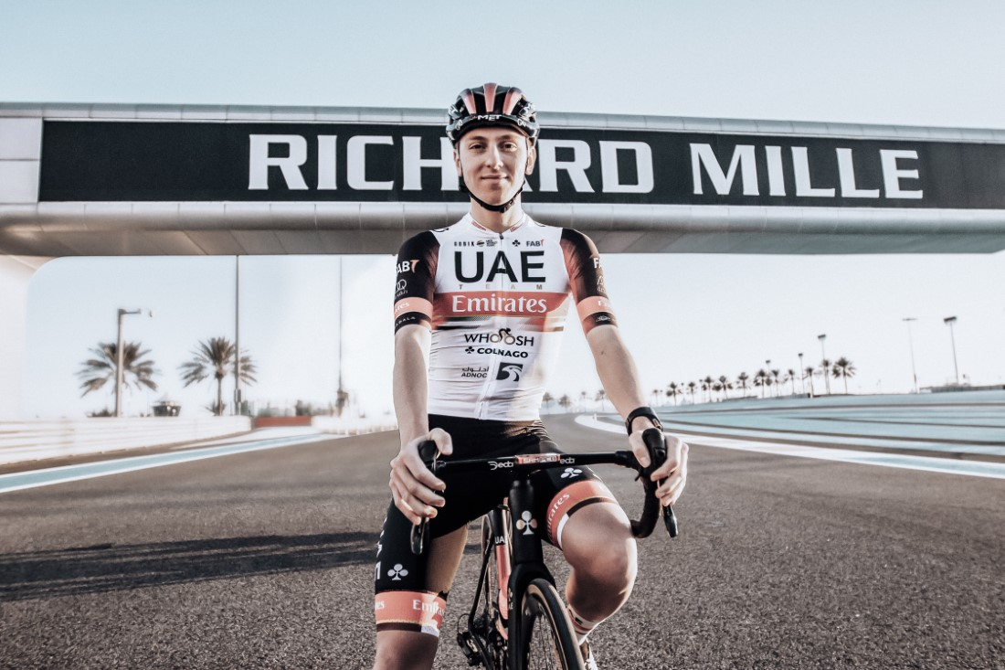 Richard Mille x UAE Team Emirates