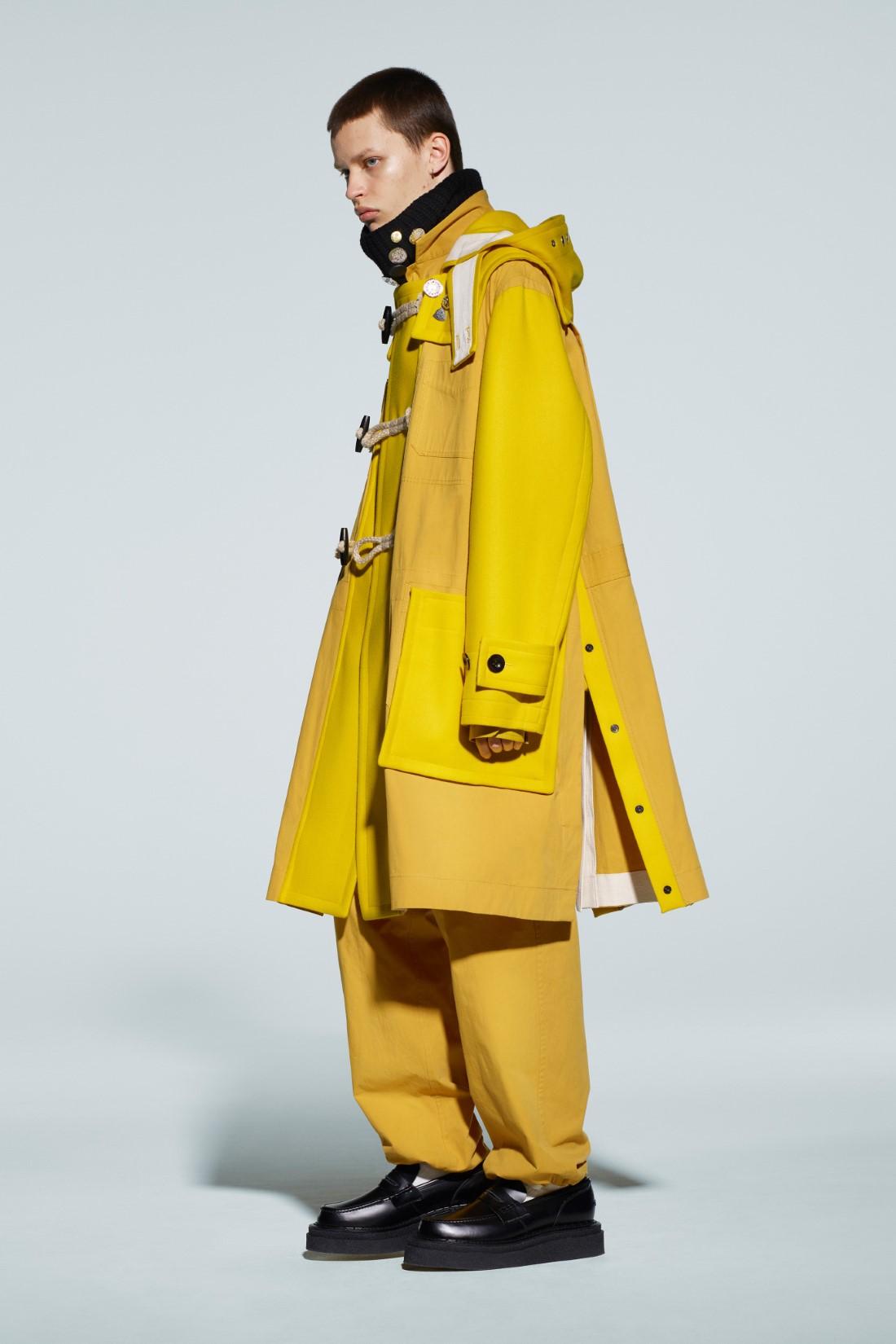 Sacai - Automne-Hiver 2021-2022 - Tokyo Fashion Week