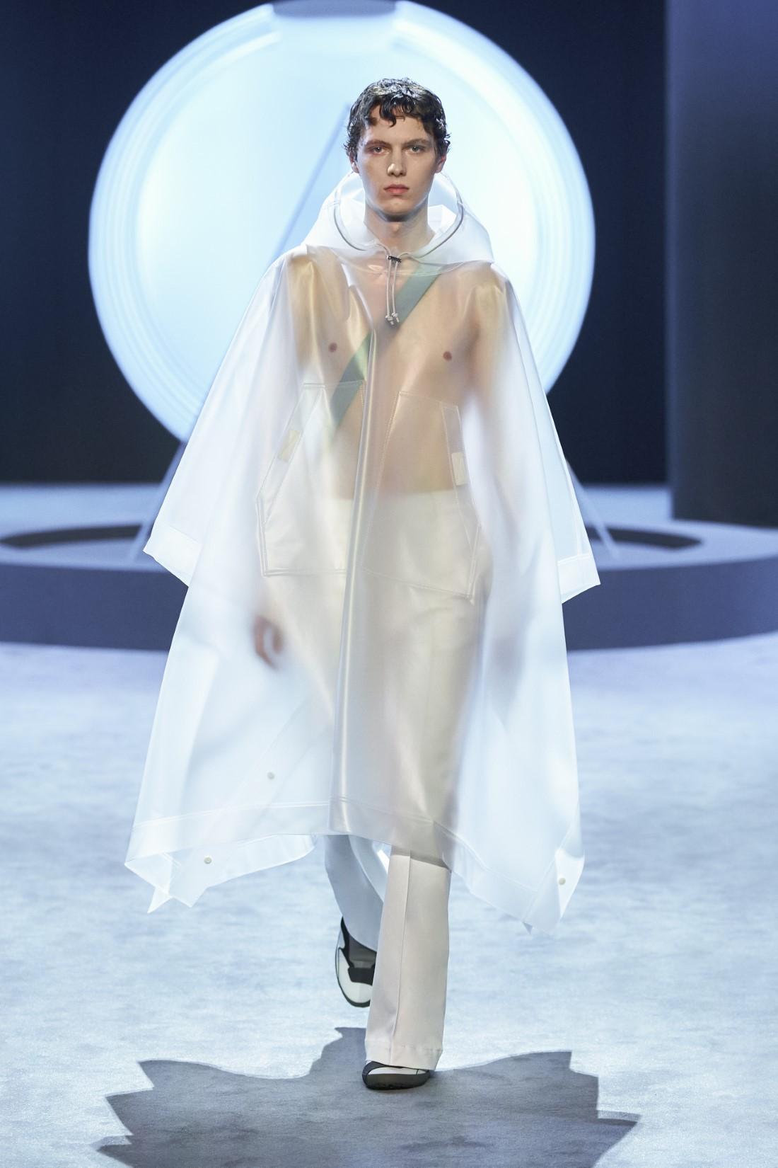 Salvatore Ferragamo - Automne-Hiver 2021-2022 - Milan Fashion Week