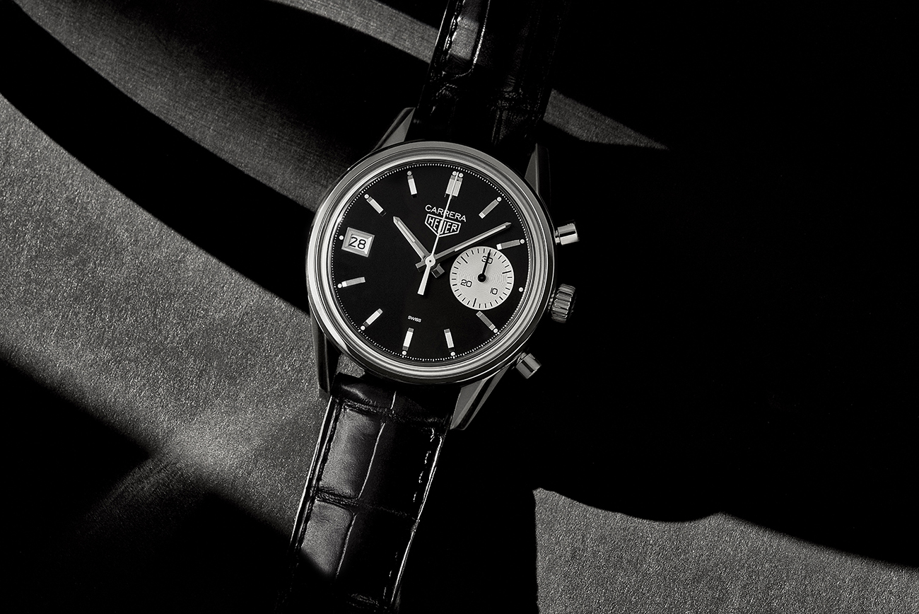 TAG Heuer Carrera Dato HODINKEE Limited Edition
