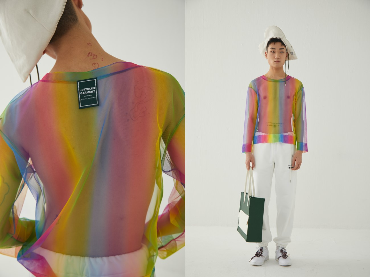 The Stolen Garment - Automne-Hiver 2021-2022 - New York Fashion Week