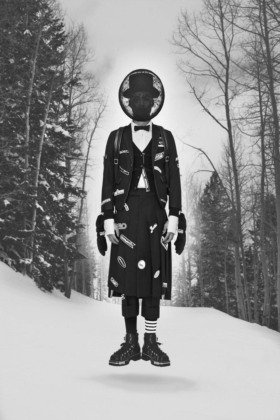 Thom Browne - Automne-Hiver 2021-2022 - Paris Fashion Week
