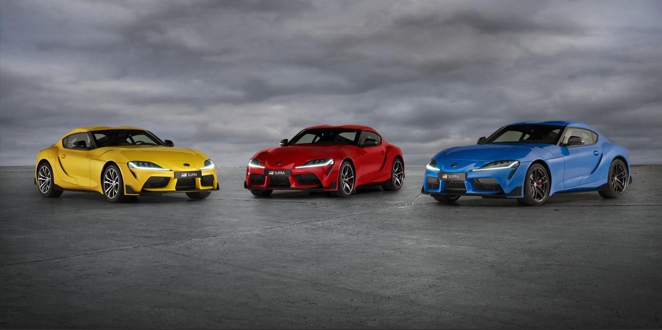 Toyota Jarama Racetrack Edition