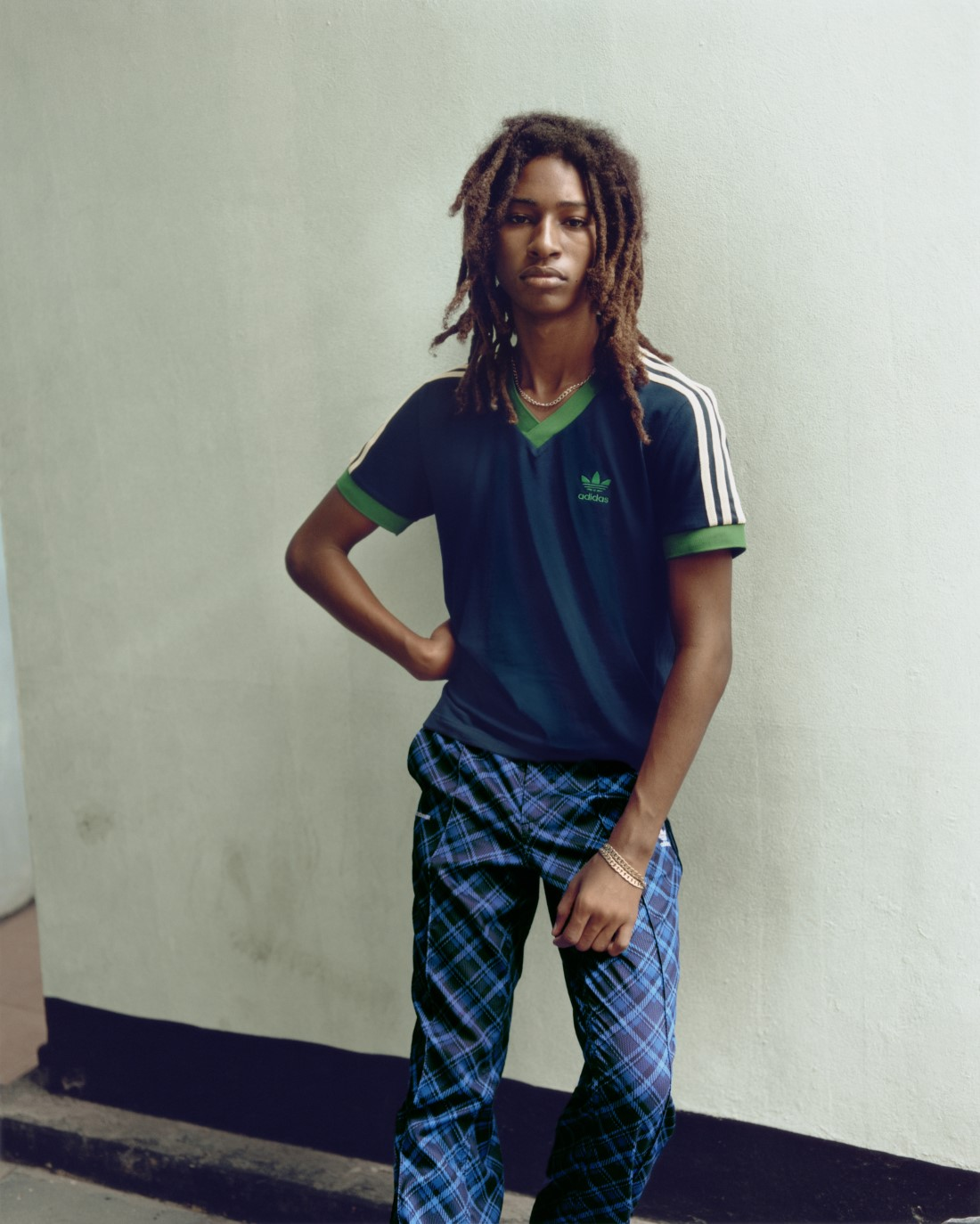 adidas Originals x WALES BONNER Printemps-Été 2021