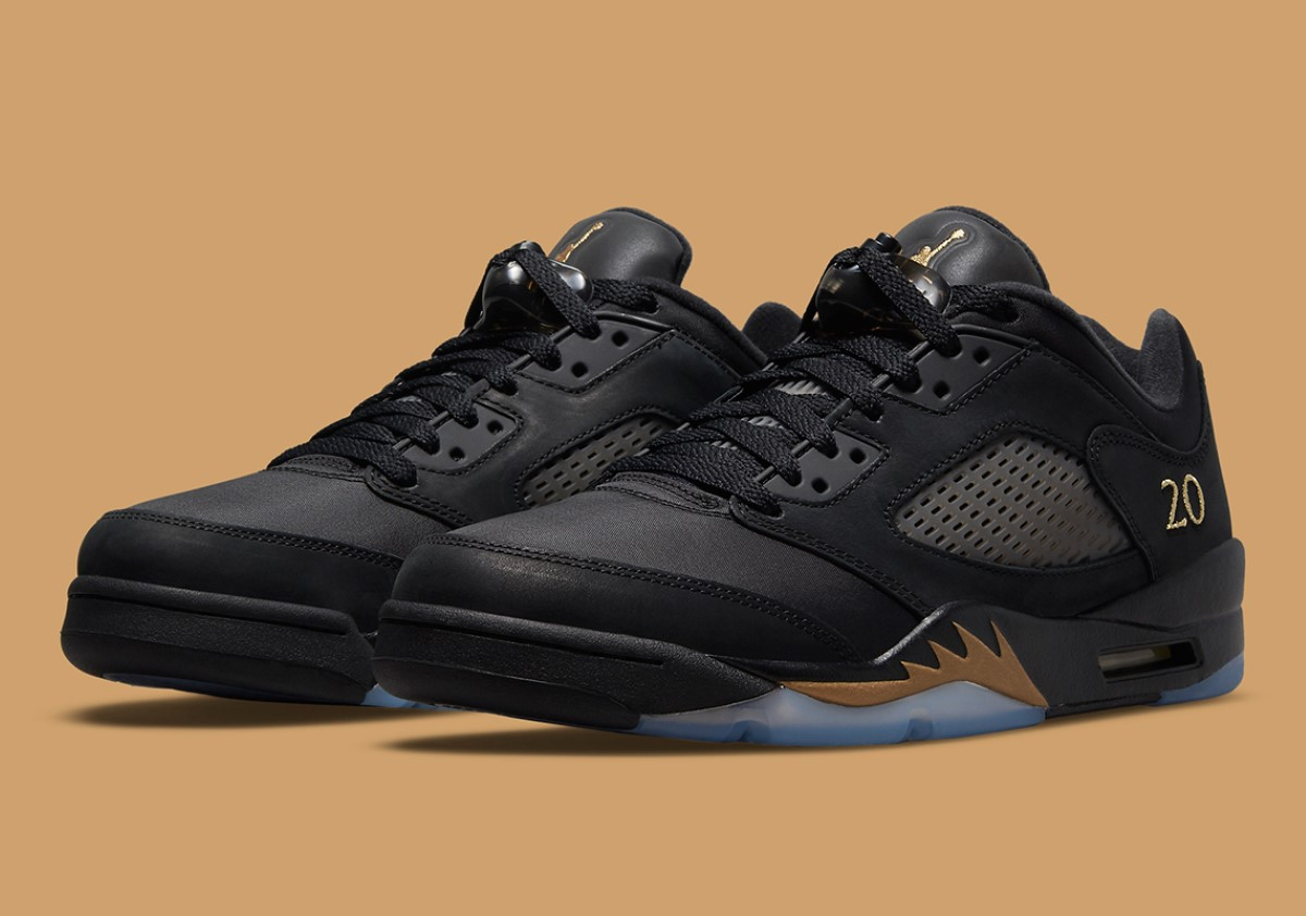 Air Jordan 5 Low WINGS Class of 2020-2021
